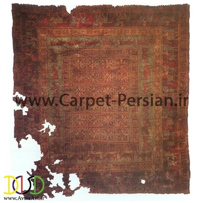 Carpet in the Passage of History